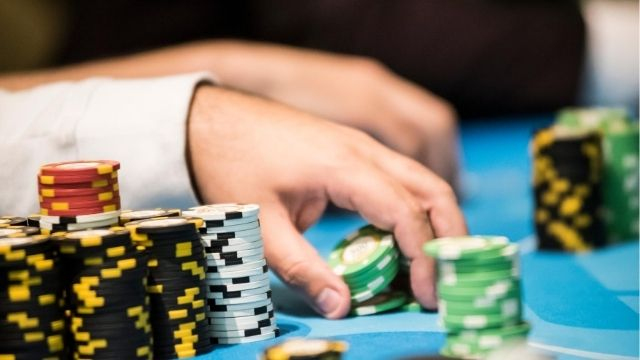 rules of poker chips